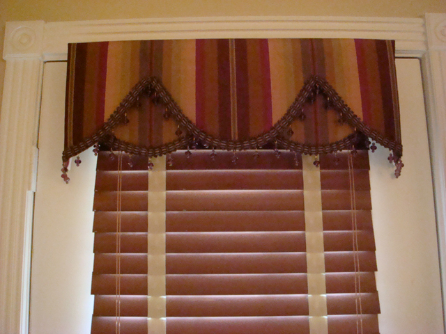 Custom Drapery Design Interior In Houston Texas