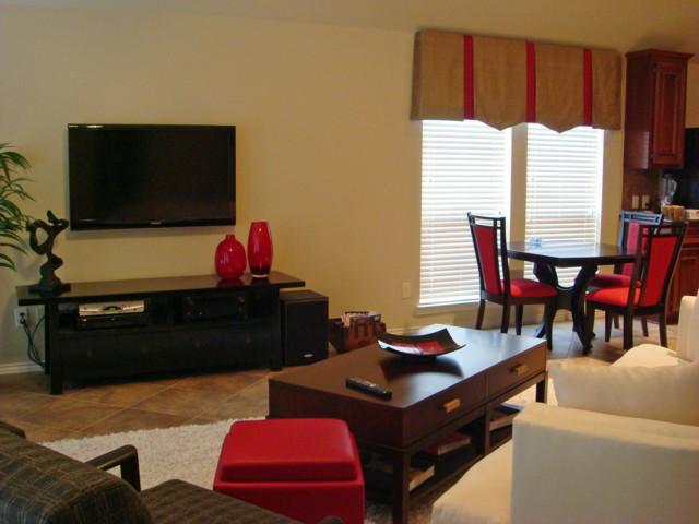 ... Living Room   Interior Design In Houston, Texas ...