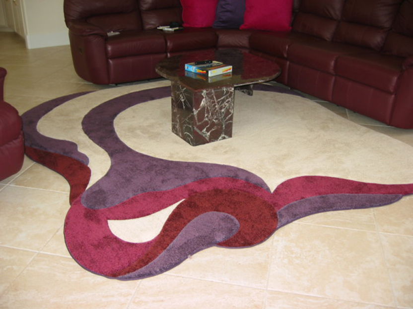 Custom Interior Design Of Furniture And Rugs Interior